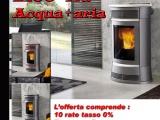 Promozionale termostufa aria+acqua